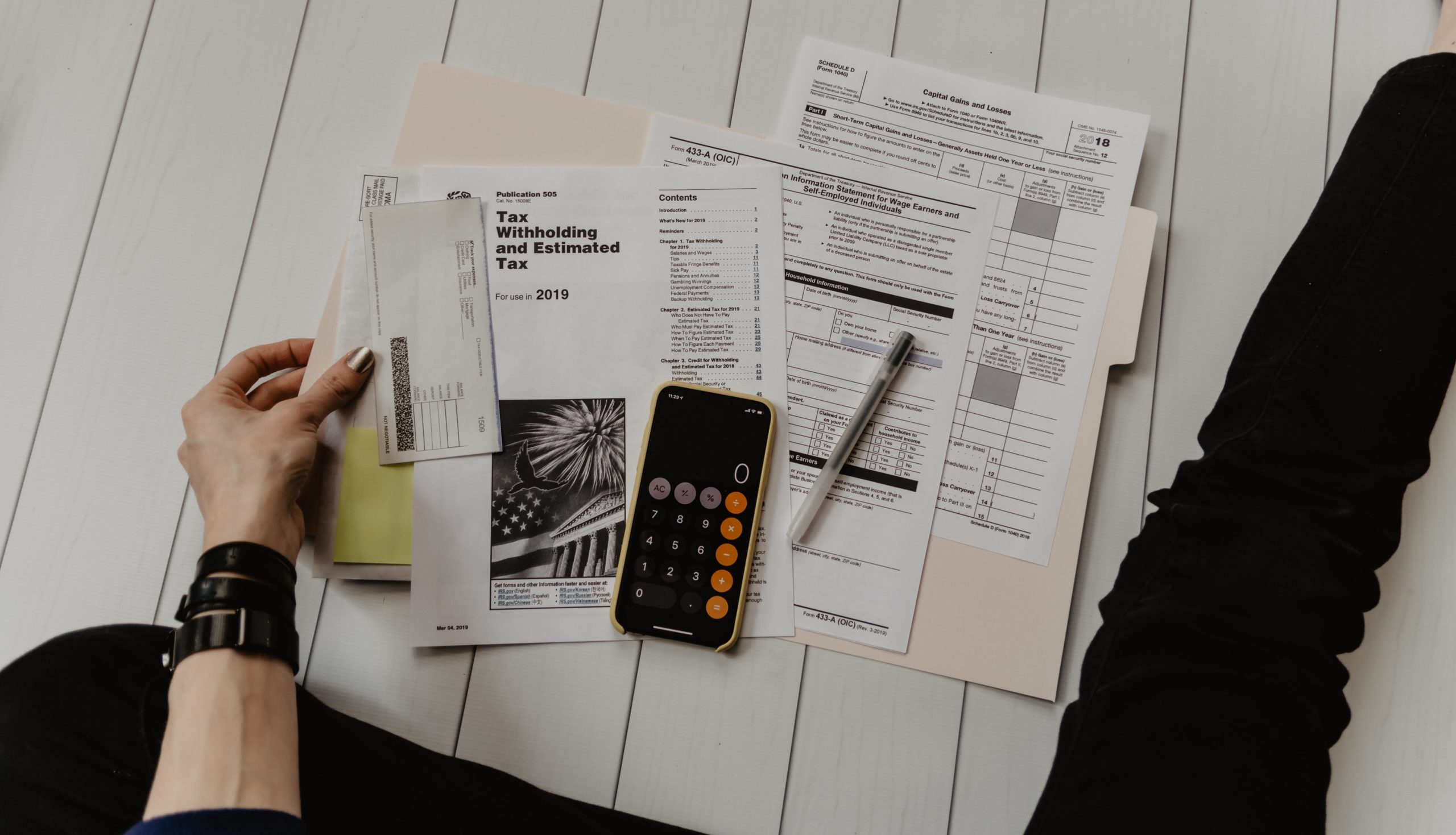Here's What You Need To Know About The 2021 Tax Filing Season